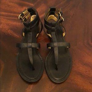 Banana Republic leather sandals! Size 7🙌
